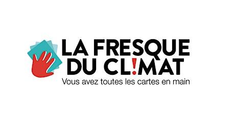 [Événement en ligne] Atelier Fresque du climat  #2 billets