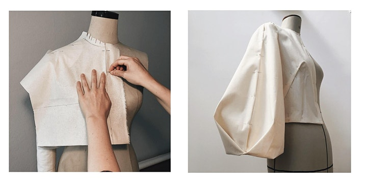 Introduction to the Art of Draping with Alice Cliff. image