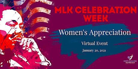 MLK Women's Appreciation Day tickets
