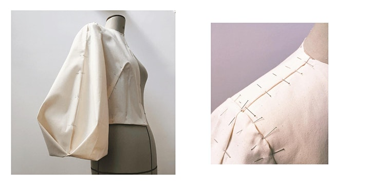 Create a professional pattern from an existing garment with Alice Cliff. image