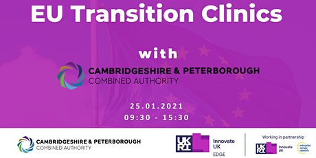 EU Transition Clinics tickets