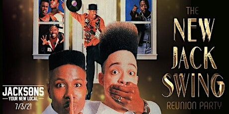 The New Jack Swing Reunion Party tickets