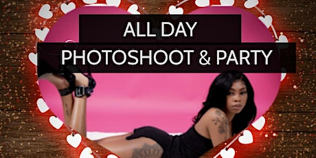 ALL DAY PHOTOSHOOT & PARTY tickets