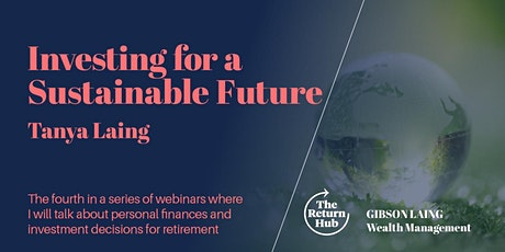 Investing for a Sustainable Future tickets