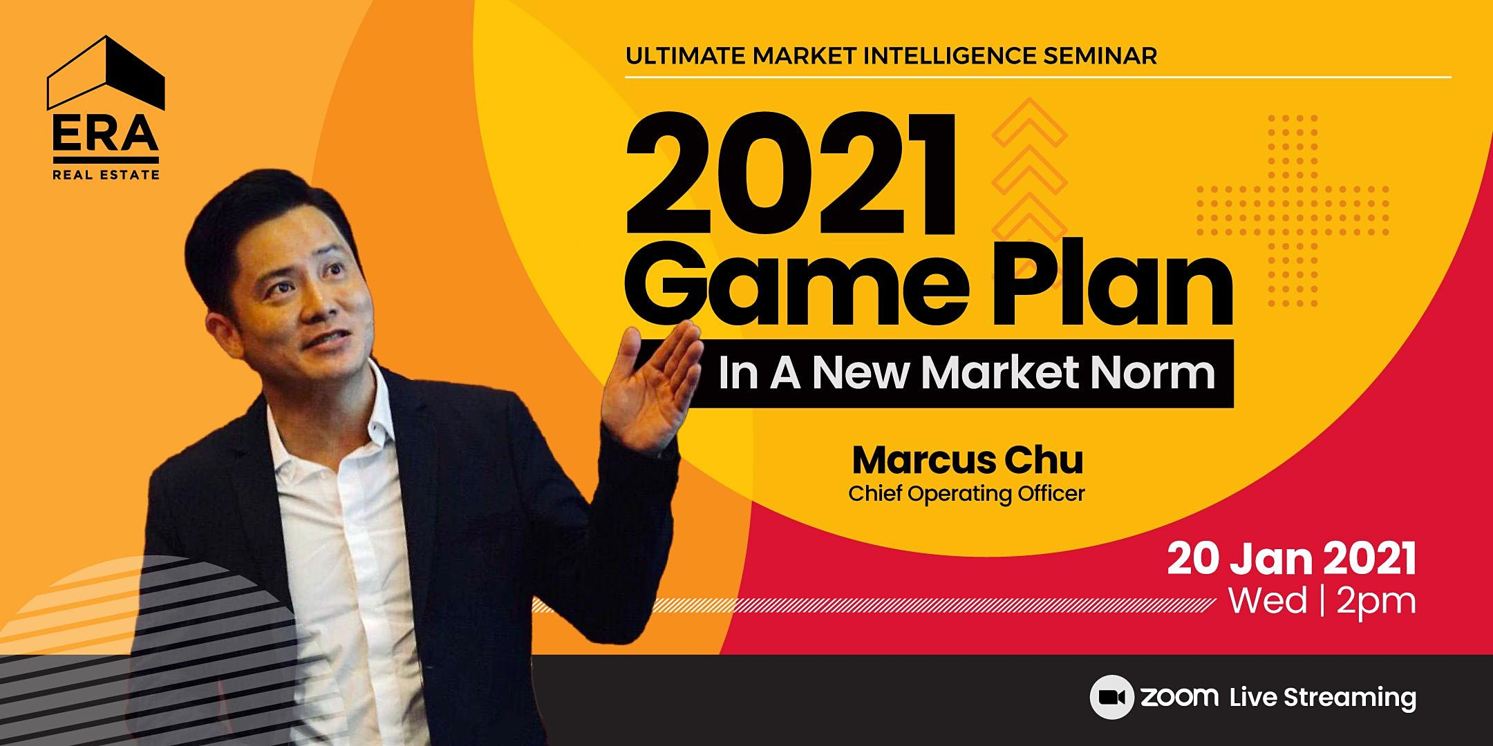 Ultimate Market Intelligence Seminar