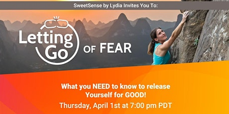 Letting Go of Fear tickets
