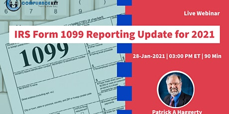 IRS Form 1099 Reporting Update for 2021 tickets