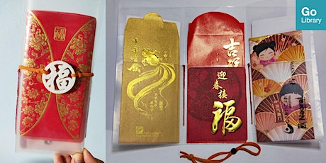 Chinese New Year Red Packet Organiser | MakeIT tickets