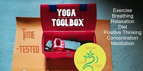 The Yoga Toolbox tickets