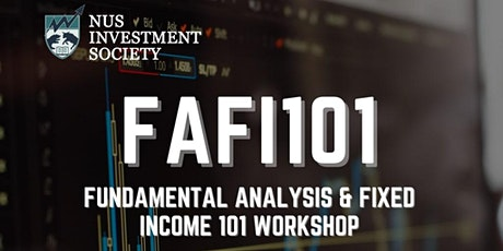 FAFI101 tickets