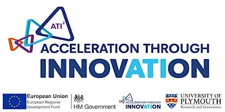 Cornwall Innovation Club:  Creative Innovation tickets
