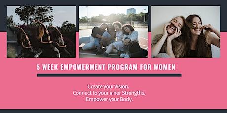 Empowerment Workshop for Women tickets