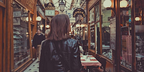 The Unique Charm of Parisian Covered Passages - Episode I tickets