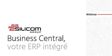 WEBINAR   Business Central, votre ERP intégré ! billets