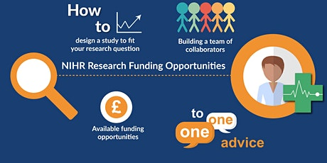 NIHR Funding Opportunities tickets