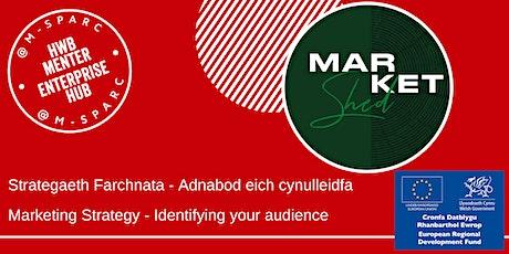 Adeiladu Strategaeth Farchnata 2 // Building a Marketing Strategy 2 tickets