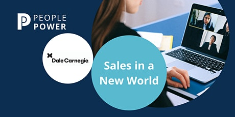Sales in a New World tickets