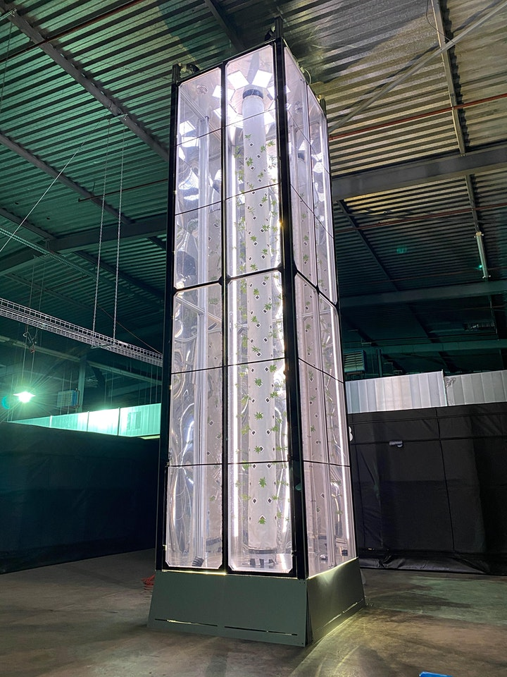 Vertical Farming - the history and future with Lite & Fog image