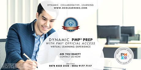 Dynamic PMP® Exam Preparation with Official PMI® LMS Access (NEW) – VLE tickets