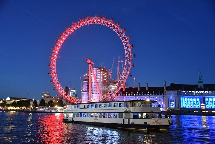The London Soul Train Cruise (Spring Special) Jazz Funk Soul Disco Boat image