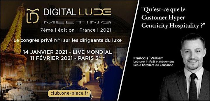 Image pour DIGITAL LUXE MEETING FRANCE N°7.1 & 7.2 - luxe, beauté et mode