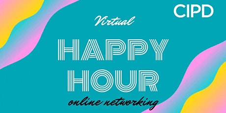 CIPD London - Virtual Happy Hour - networking for people professionals tickets