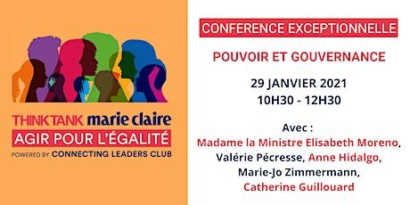 Think Tank Agir pour l'Egalité | Pouvoir et Gouvernance billets