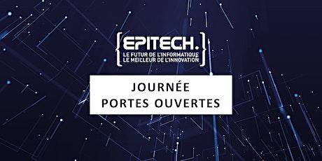 Journée Portes Ouvertes Epitech Paris Samedi 30 janvier 2021 billets