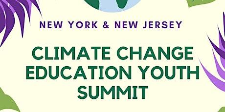NJ/NY Youth Climate Change Education Summit tickets