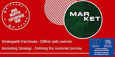 Adeiladu Strategaeth Farchnata 3 // Building a Marketing Strategy 3 tickets