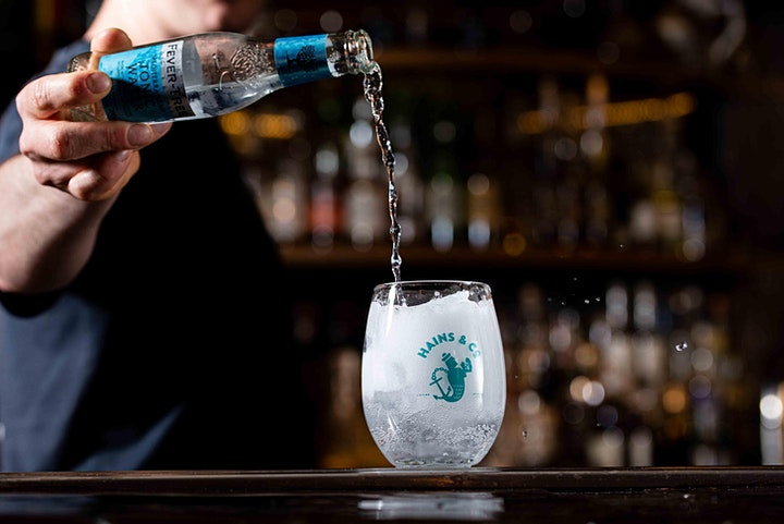 The Gin 101 Masterclass - presented by Hains & Co in March image