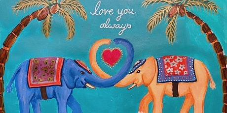 Easely Does It Kids- Love You Elephants - With Maria tickets