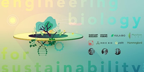 Hummingbird  x Oxford SynBio: engineering biology for sustainability tickets