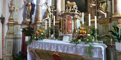 Wortgottesfeier mit eucharistischer Anbetung am 28.01.2021 Tickets