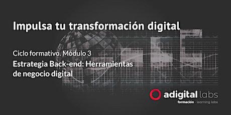 Impulsa tu transformación digital: Herramientas en la gestión de clientes. entradas