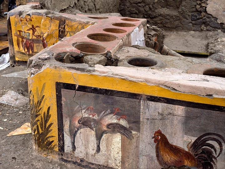 A Virtual Tour of POMPEII image
