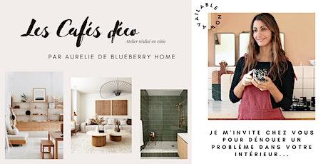 """Café Déco n°1 : """"Mettre de la couleur dans son intérieur"""" billets"""