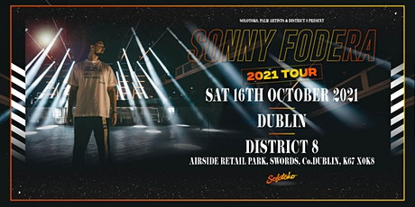Sonny Fodera - 2021 Tour at District 8 [Saturday] // tickets