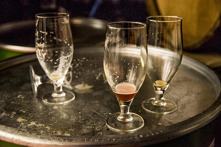 Literary Haunts of London. A Tasting Tour of Soho Pubs image