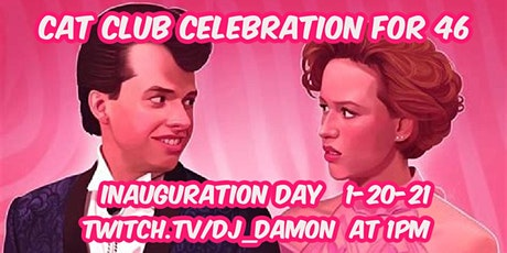 Cat Club celebration for 46 tickets