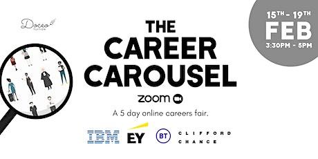 The Career Carousel tickets