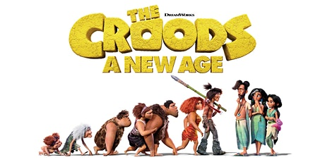 The Croods: A New Age tickets