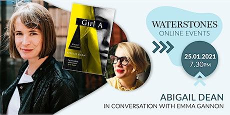 Abigail Dean in conversation with Emma Gannon tickets