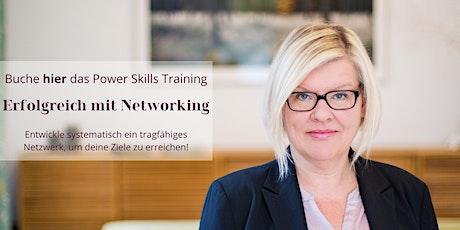 Training Erfolgreich mit Networking Tickets