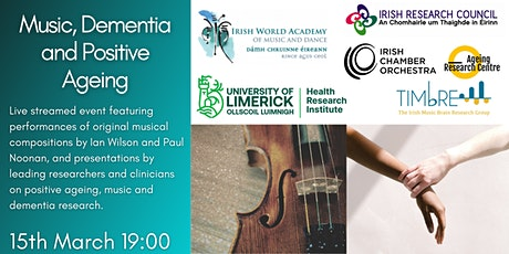 Music, Dementia and Positive Ageing tickets