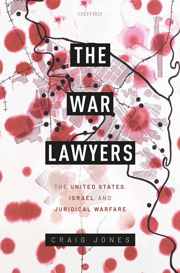 The War Lawyers: The United States, Israel, and Juridical Warfare image
