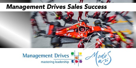 Management Drives Sales Success biglietti