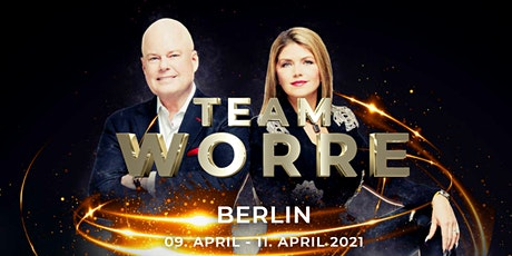 GET IT ALL TICKET TEAM WORRE ERIC WORRE BERLIN 09.04.-11.04.2021 Tickets