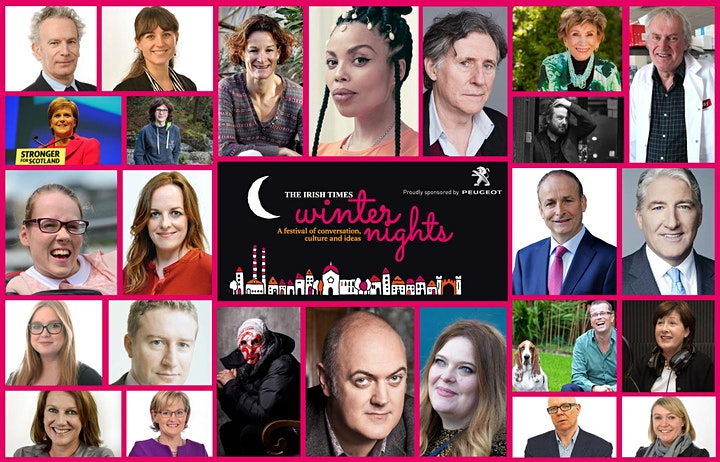 The Irish Times Winter Nights Festival image