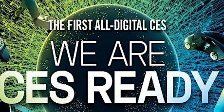 Webinar : Les grandes tendances du numérique présentées au CES 2021 billets